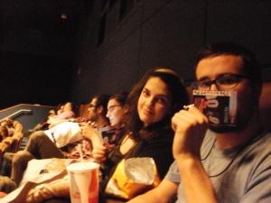 Back row clique