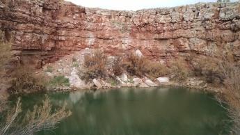 Bottomless Lakes