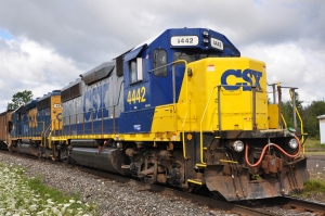 CSX - now owned by Disney. NOT!