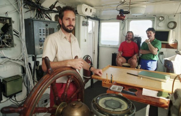 Aboard the SOG mission